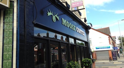 Photo of Coffee Shop Moose Coffee at 157 College Rd., Liverpool L23 3AS, United Kingdom