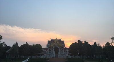 Photo of Temple หอพระพุทธธรรมทิฐิศาสดา at Thammasat University, Khlong Luang 12120, Thailand
