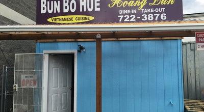 Photo of Vietnamese Restaurant Hoang Lan at 7119 Martin Luther King Jr Way S, Seattle, WA 98118, United States