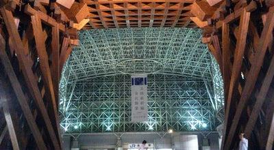 Photo of Monument / Landmark もてなしドーム at 木ノ新保町1-1, 金沢市 920-0858, Japan