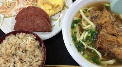 Photo of Diner だるまそば 山里店 at 沖縄市山里2丁目13-20, 沖縄市 904-0033, Japan