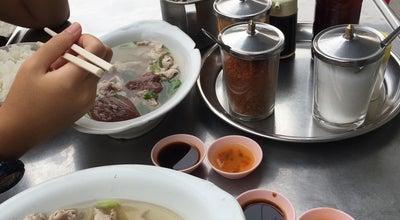 Photo of Asian Restaurant เลิศลิ้มเลือดหมู at Thailand