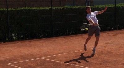 Photo of Tennis Court Ztc Zele at Industriestraat 44a, Zele, Belgium
