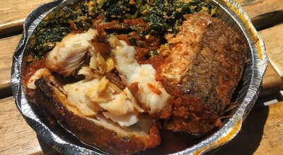 Photo of African Restaurant Accra Restaurant at 2065 Adam Clayton Powell Jr Blvd, Harlem, NY 10027, United States