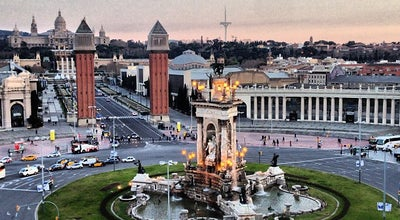 Photo of Plaza Plaça d'Espanya at Pl. D'espanya, Barcelona 08015, Spain