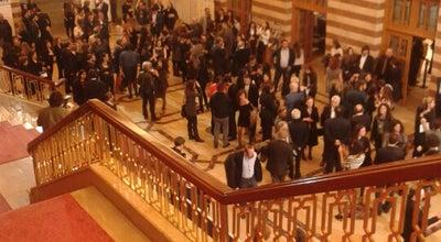 Photo of Concert Hall Cemal Reşit Rey Konser Salonu at Darülbedayi Cad. Harbiye, Şişli 34360, Turkey