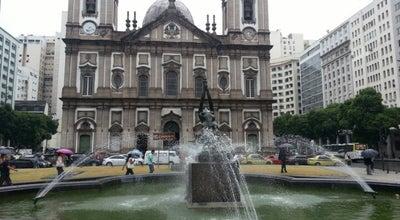 Photo of Plaza Praça da Candelária at Av. Pres. Vargas, Rio de Janeiro 20091-060, Brazil