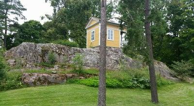 Photo of Museum Tamminiemi at Tamminiementie 15, Helsinki, Finland