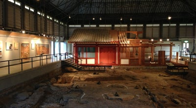 Photo of History Museum 鴻臚館跡展示館 at 中央区城内1, Fukuoka 810-0043, Japan