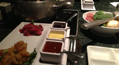 Photo of Fondue Restaurant The Melting Pot at 294 Lamp And Lantern Vlg, Chesterfield, MO 63017, United States