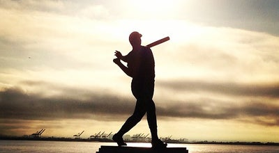 Photo of Baseball Field McCovey Point, China Basin Park at 1000 3rd St, San Francisco, CA 94158, United States