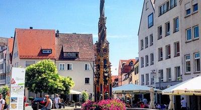 Photo of Historic Site Marktplatz Ulm at Ulm, Germany