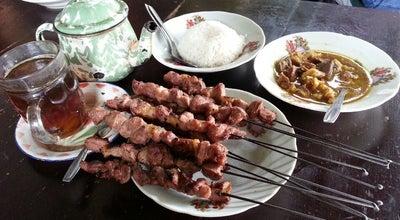 Photo of BBQ Joint Sate Klathak Pak Pong Asli at Jl. Imogiri Timur Km. 10, Bantul 55000, Indonesia