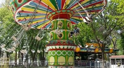 Photo of Park Парк им. Гафура Гуляма | G'afur G'ulom nomidagi istirohat bog'i at Пр-т Бунёдкор, 21, Ташкент, Uzbekistan