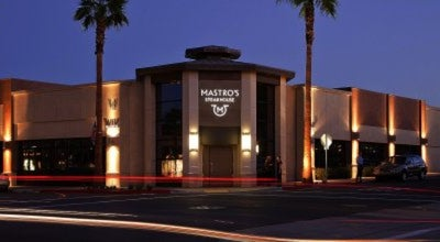Photo of American Restaurant Mastro's Steakhouse at 73-4-5 El Paseo Drive, Palm Desert, CA 92260, United States