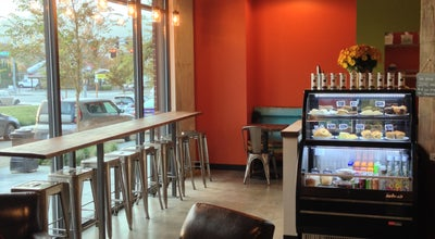 Photo of Coffee Shop Social Grounds Coffee & Tea Co. at 18333 Bothell Way Ne, Bothell, WA 98011, United States