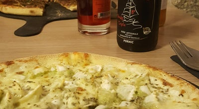 Photo of Pizza Place Basilic & Co at 16 Rue De Strasbourg, Nantes 44000, France
