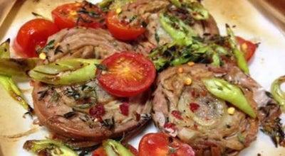 Photo of Steakhouse ASPENDOS KOKOREÇ at Aşağı Hisar Mahallesi, Antalya 07600, Turkey