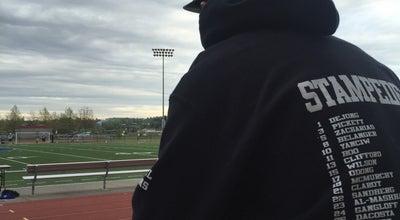 Photo of Park Macleod Athletic Park at Langley, BC, Canada