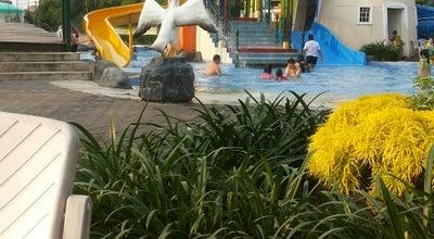 Photo of Pool I Amsterdam Waterpark at Vila Grand Tomang, Indonesia
