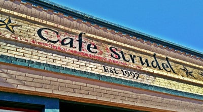 Photo of Cafe Cafe Strudel at 300 State St, West Columbia, SC 29169, United States