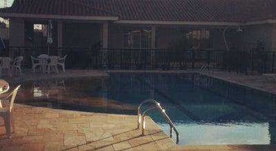 Photo of Pool Área de lazer- Villa das Flores/Margaridas at Av. Francisco Rodrigues Filho, Mogi Das Cruzes, Brazil