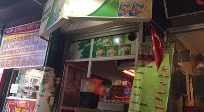 Photo of Burger Joint Hamburgerci Hasan&cenk at Carsi Izmit Kapan Önü, Turkey