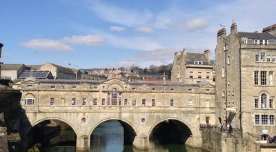 Photo of Monument / Landmark Great Pulteney Street at Bath, United Kingdom