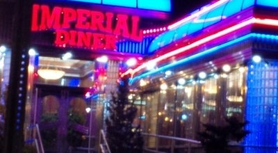 Photo of Diner Imperial Diner at 63 W Merrick Rd, Freeport, NY 11520, United States
