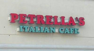 Photo of Italian Restaurant Petrella's Italian Cafe at 2174 W Nine Mile Rd, Pensacola, FL 32534, United States