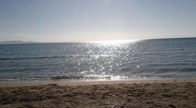 Photo of Beach Παραλία Αρτέμιδας at Παραλία Αρτέμιδος, Αρτέμιδα 190 16, Greece