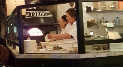 Photo of Pizza Place Motorino Pizzeria at 15 Ship St, Wan Chai, Hong Kong