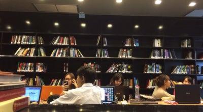 Photo of Library Computer Science Library (ห้องสมุดภาควิชาวิทยาการคอมพิวเตอร์) at Thammasat University, Thailand