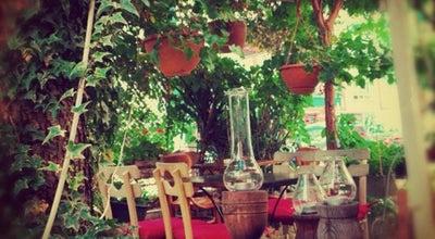 Photo of Cafe Sardunya Cafe at Bülten Sk. No:21, Ankara, Turkey