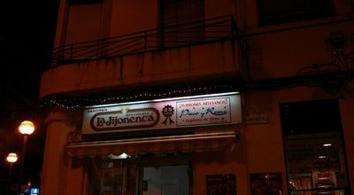Photo of Ice Cream Shop La Jijonenca at Plaça Espanyola, L'Hospitalet de Llobregat 08903, Spain