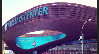 Photo of Basketball Stadium Barclays Center at 620 Atlantic Ave, New York, NY 11217, United States