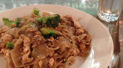 Photo of Thai Restaurant Amarin Cafe at 617 Manhattan Ave, Brooklyn, NY 11222, United States