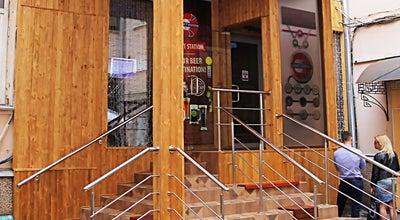 Photo of Modern European Restaurant Craft Station Bar at Страстной Бульвар, 4/3, Moscow 125009, Russia