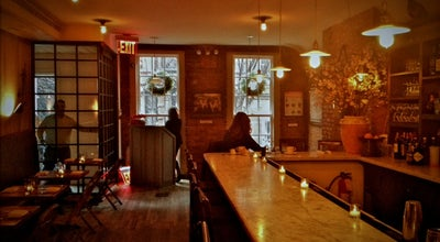 Photo of American Restaurant De Santo's at 139 W 10th St, New York, NY 10014, United States