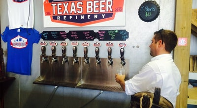 Photo of Brewery Texas Beer Refinery at 2709 Dickinson Ave, Dickinson, TX 77539, United States