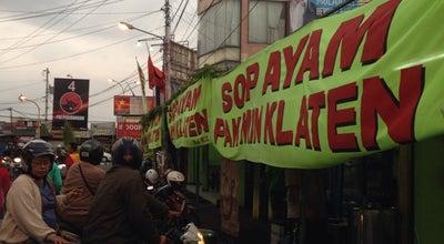 Photo of Soup Place Sop Ayam Pak Min Klaten at Jalan Mataram No. 39, Yogyakarta, Indonesia