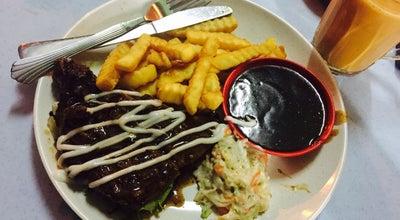 Photo of Burger Joint Ikhwan Western Food Pontian at 341,jalan Saujana 7,taman Saujana,, Pontian Kechil, Johor 82000, Malaysia