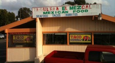 Photo of Mexican Restaurant Taqueria el Mezcal at 5 E Lewelling Blvd, San Lorenzo, CA 94580, United States