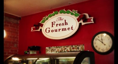 Photo of American Restaurant The Fresh Gourmet at 2004 Huntington Dr, San Marino, CA 91108, United States