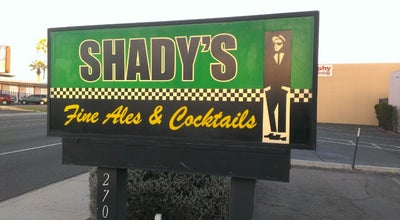Photo of Dive Bar Shady's Fine Ales and Cocktails at 2701 E Indian School Rd, Phoenix, AZ 85016, United States