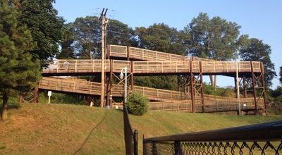 Photo of Trail Railroad Footbridge at St Joseph, MI, United States