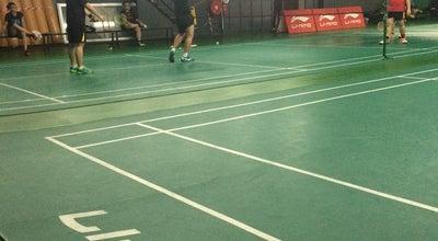 Photo of Tennis Court BP Sport Badminton at Jln Bkri Bt 4, Malaysia