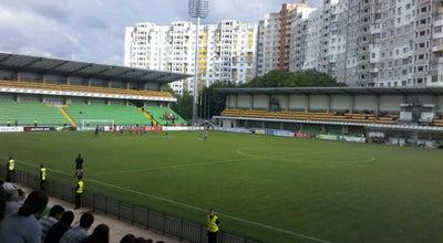 Photo of Soccer Stadium Stadionul Zimbru at Bd. Dacia, 45, Chișinău 2062, Moldova