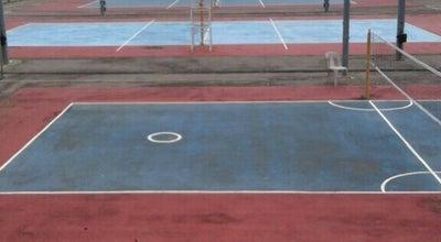 Photo of Tennis Court Unit Sukan, Lendu, UiTM Melaka at Malaysia
