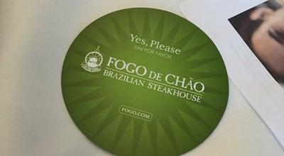Photo of Brazilian Restaurant Fogo de Chão at 10975 Oval Park Dr, Las Vegas, NV 89135, United States